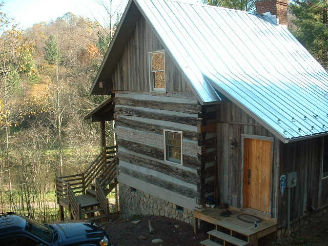 Gallery Old Log Cabins