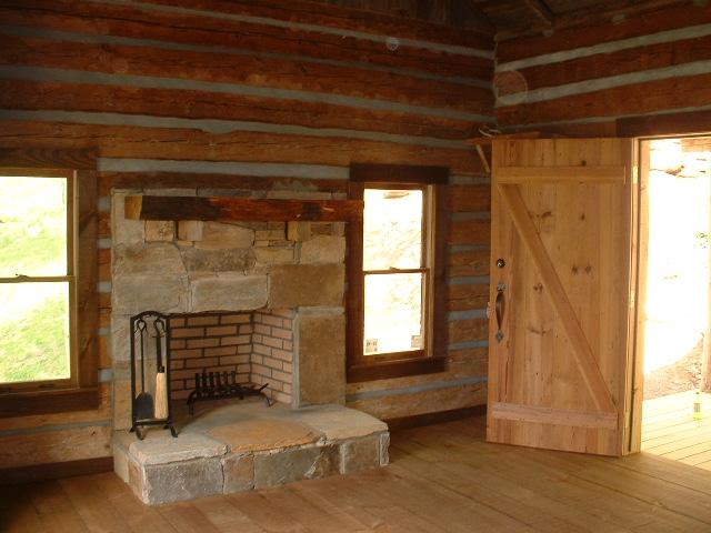 Loom House Old Log Cabins