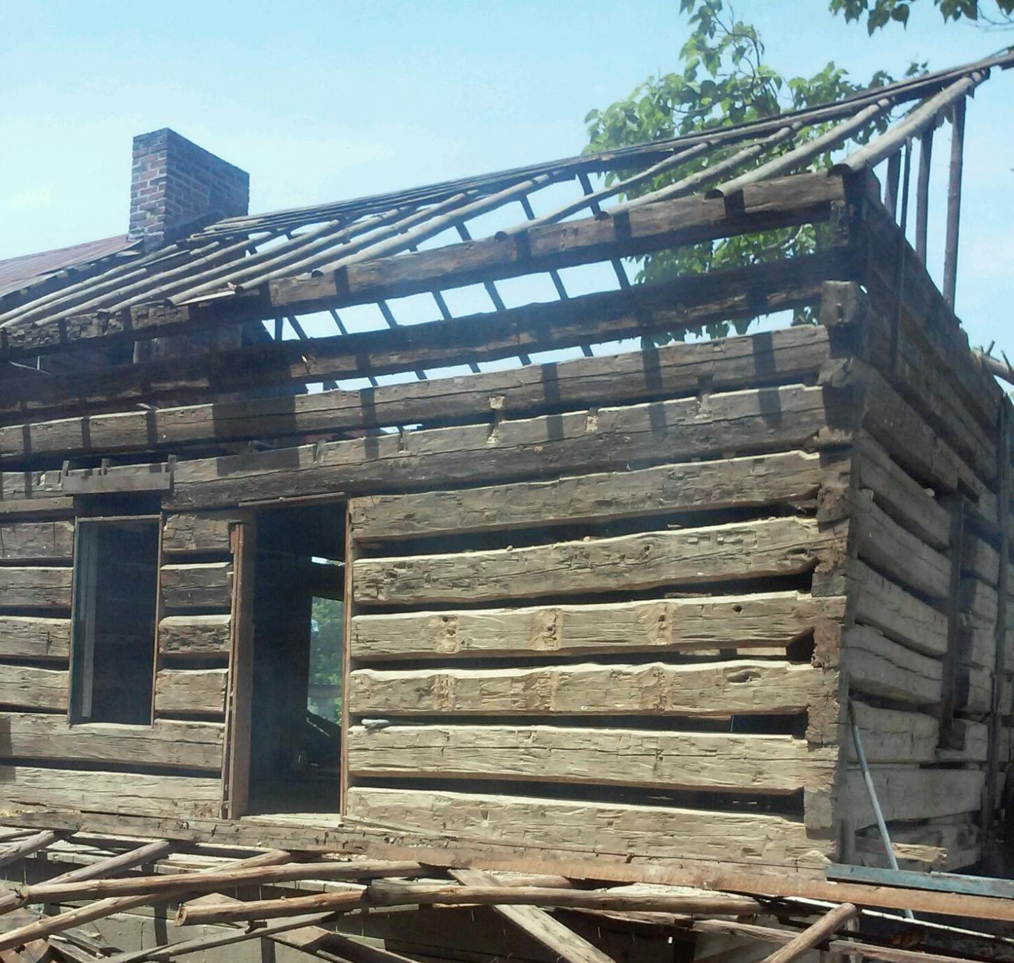 harbin  u2013 old log cabins