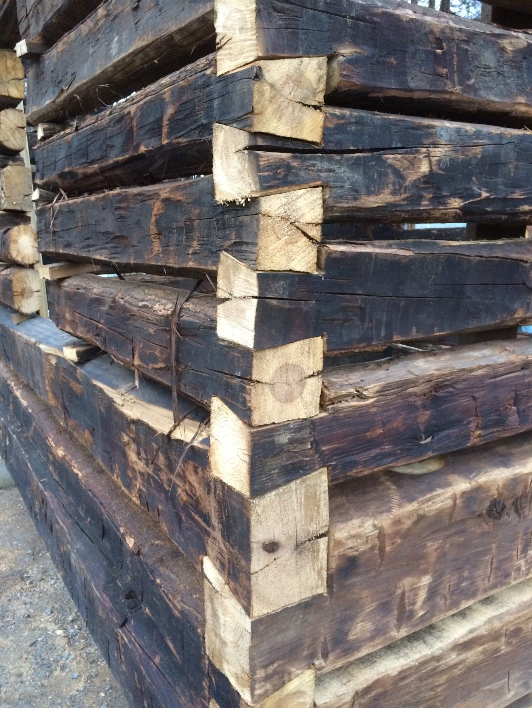 Smokehouse Old Log Cabins