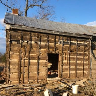 Cabins – Old Log Cabins